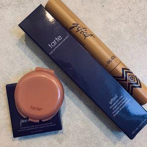NWT Tarte Gifted Mascara and Tarte Bronzer